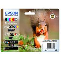 Epson Multipack 6 colours 478XL Claria Photo HD