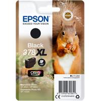 Epson Singlepack Black 378 XL Claria Photo HD Ink