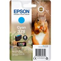 Epson Singlepack Cyan 378 Claria Photo HD Ink