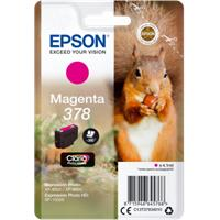 Epson Singlepack Magenta 378 Claria Photo HD Ink