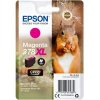 Epson Singlepack Magenta 378 XL Claria Photo HD